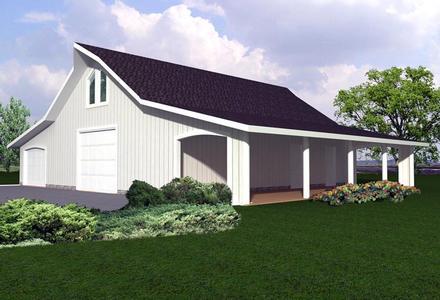Garage Plan 85374