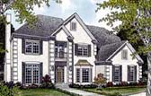 House Plan 85438