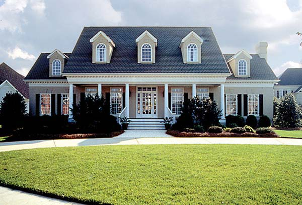 House Plan 85454 At