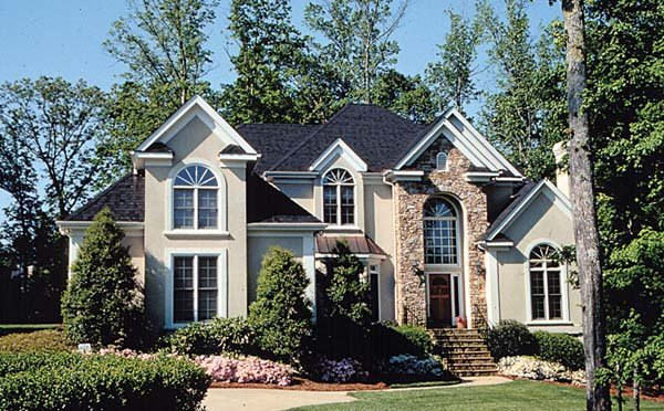 Traditional House Plan 85464 Elevation