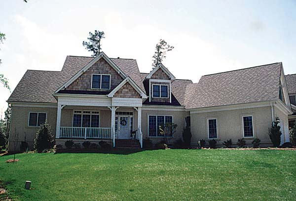 Cottage Traditional House Plan 85475 Elevation