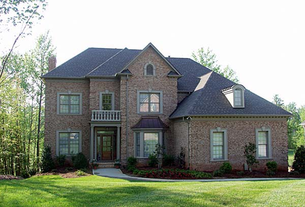 Traditional House Plan 85486 Elevation