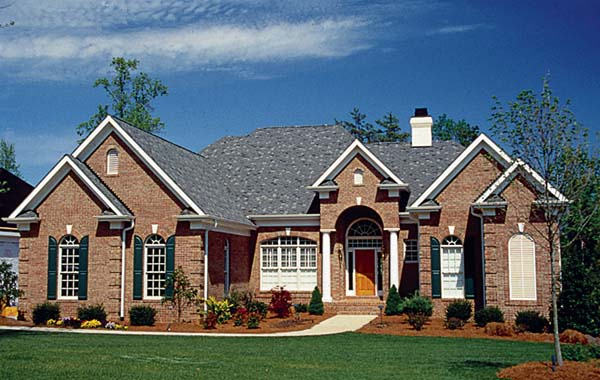 Traditional House Plan 85513