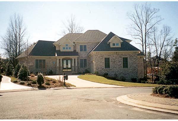 Cottage Craftsman House Plan 85528 Elevation