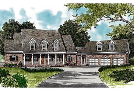 House Plan 85533