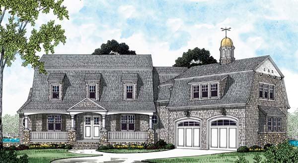 House Plan 85554