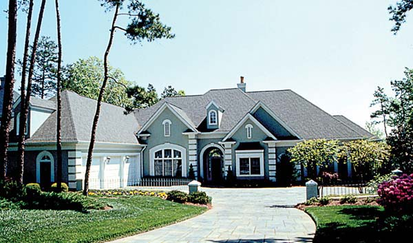 Traditional House Plan 85574 Elevation
