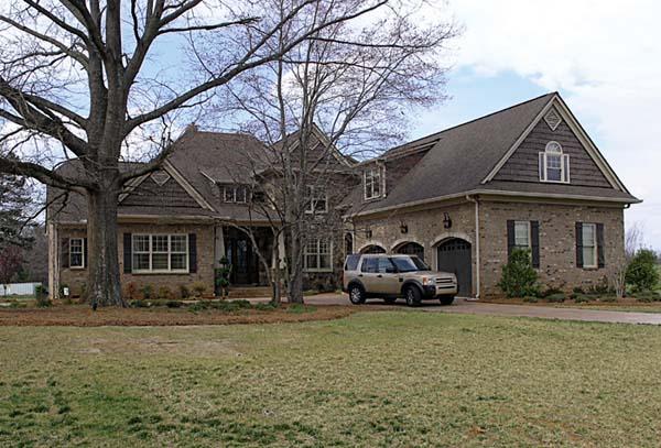 Cottage Craftsman House Plan 85586 Elevation