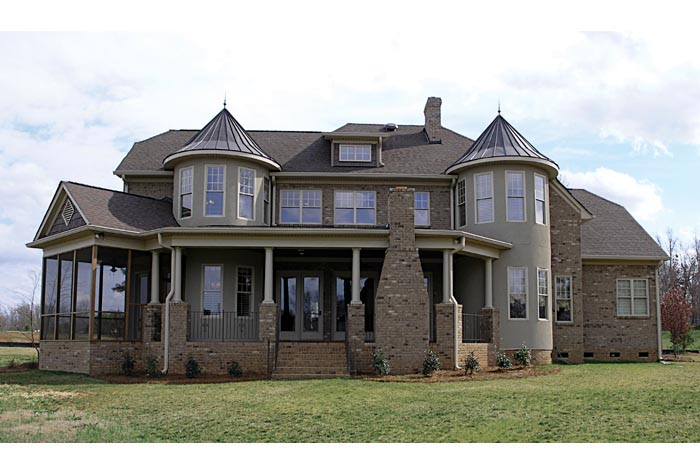 Cottage Craftsman House Plan 85586