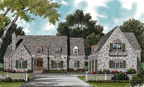 House Plan 85612