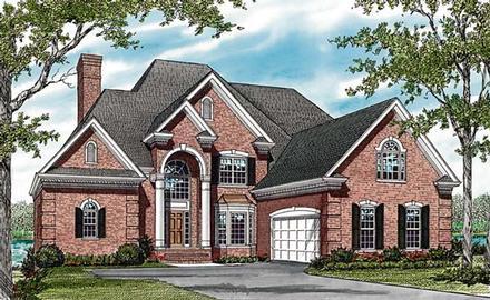 House Plan 85621