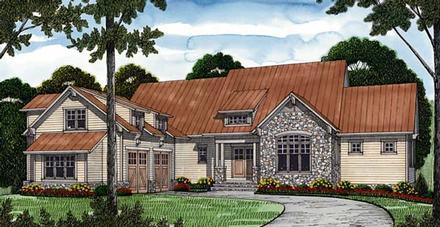 House Plan 85643