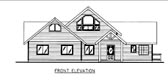 Plan Number 85812 - 2075 Square Feet