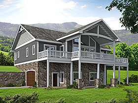 House Plan 85835