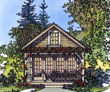 House Plan 86026