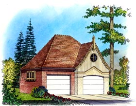 Plan Number 86057 - 0 Square Feet