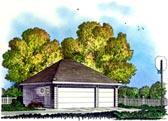 Garage Plan 86059