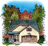 Plan Number 86066 - 1672 Square Feet