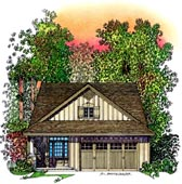 Plan Number 86067 - 1672 Square Feet