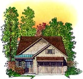 Plan Number 86068 - 1672 Square Feet
