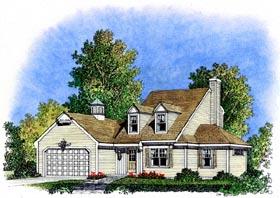 House Plan 86069