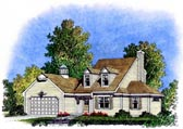 Plan Number 86069 - 1786 Square Feet