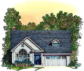 Plan Number 86071 - 2218 Square Feet
