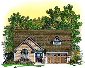 Plan Number 86073 - 2218 Square Feet