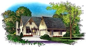 Plan Number 86074 - 2452 Square Feet