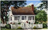 Smaller, Smarter Home Plans