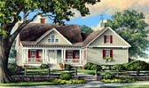 Plan Number 86107 - 2404 Square Feet