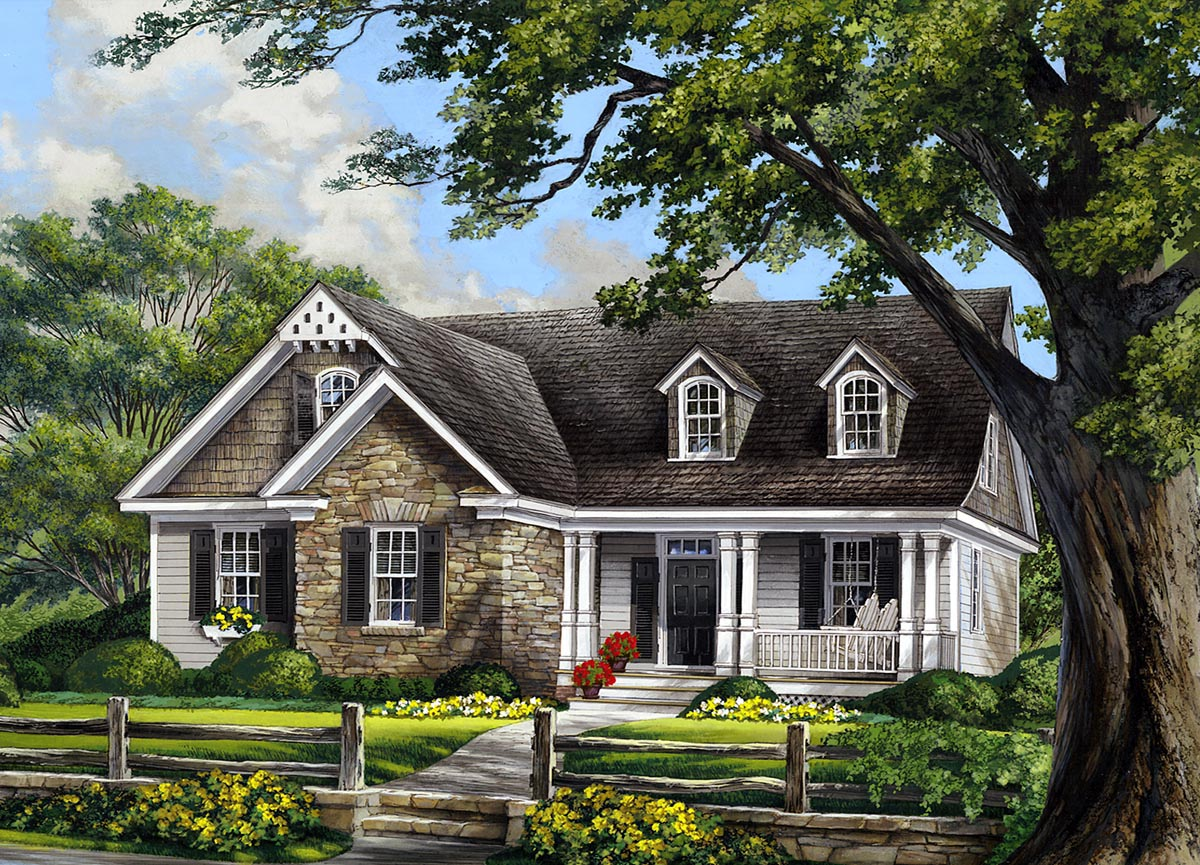 House Plan 86109 Order Code Fb101 At