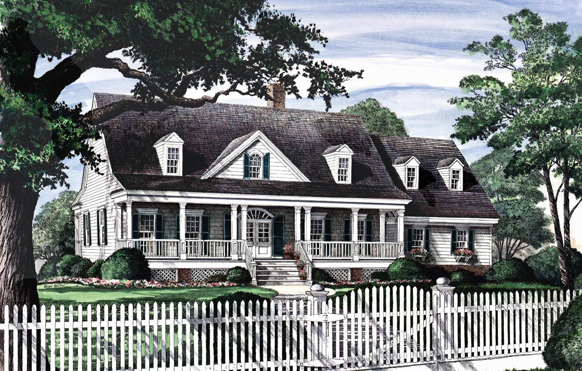 House Plan 86114 at FamilyHomePlanscom