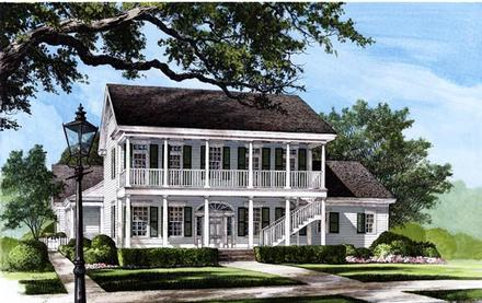 House Plan 86117