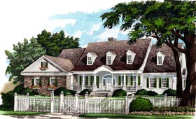 House Plan 86124