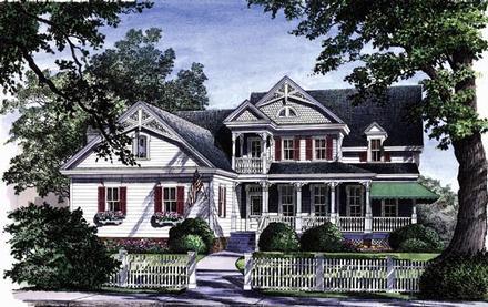 House Plan 86130