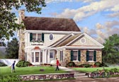 Plan Number 86142 - 2266 Square Feet