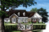Plan Number 86153 - 3351 Square Feet