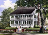 Plan Number 86157 - 2774 Square Feet