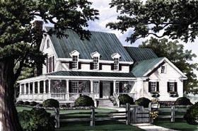 House Plan 86162