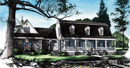 House Plan 86165