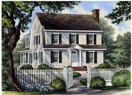 House Plan 86166