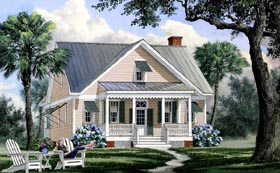 House Plan 86169