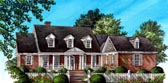 House Plan 86171