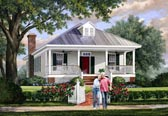 Plan Number 86172 - 1749 Square Feet