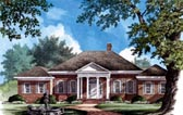 Plan Number 86177 - 3600 Square Feet
