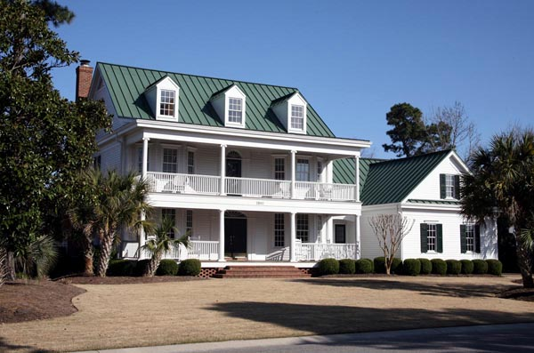 Colonial southern house plan 86182 for Southern colonial house plans