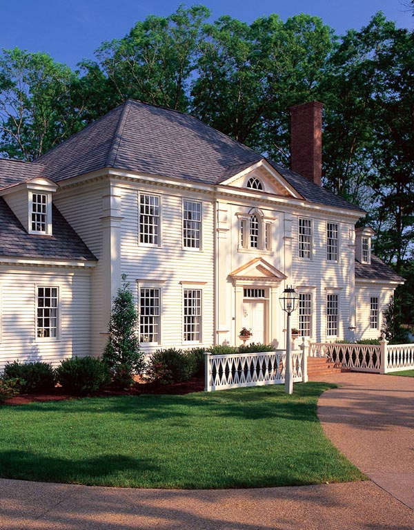 Colonial Plantation Southern House Plan 86186 With 4204 Sq Ft 4