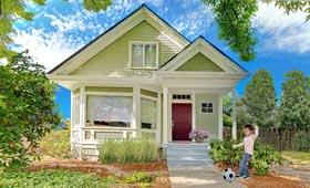 House Plan 86198