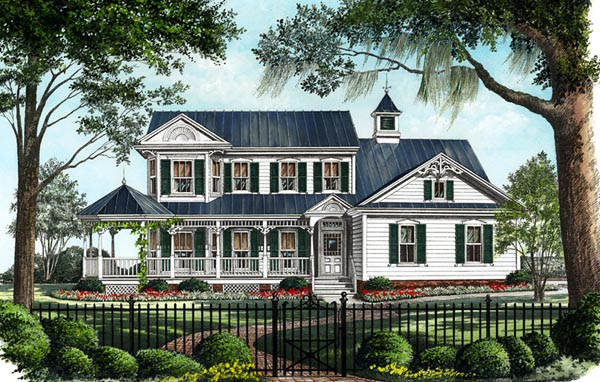 country victorian house plans house plan 86246 at familyhomeplans 16988